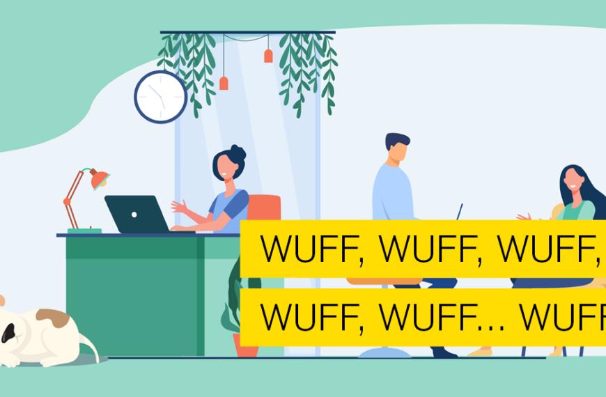 25. Juni: Tag des Bürohundes